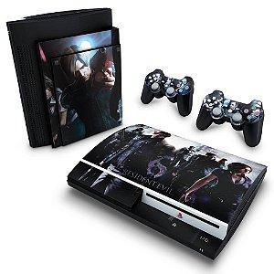 PS3 Fat Skin - Resident Evil 6