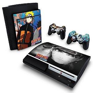 PS3 Fat Skin - Naruto