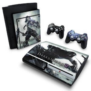 PS3 Fat Skin - Darksiders 2