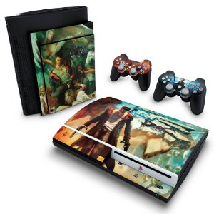 PS3 Fat Skin - Devil May Cry