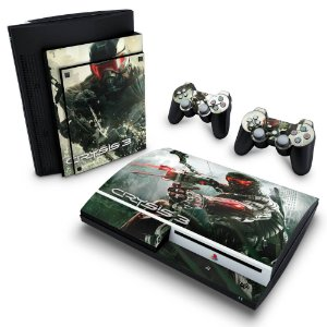 PS3 Fat Skin - Crysis 3