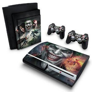 PS3 Fat Skin - Injustice