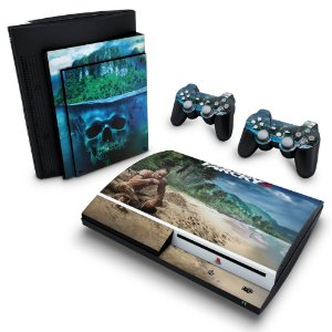 PS3 Fat Skin - Far Cry 3
