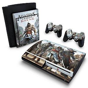 PS3 Fat Skin - Assassins Creed IV Black Flag