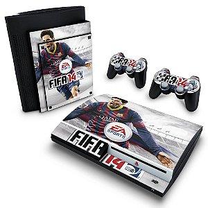 PS3 Fat Skin - FIFA 14