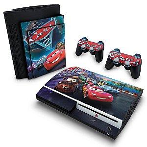 PS3 Fat Skin - Carros