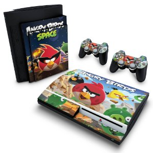 PS3 Fat Skin - Angry Birds