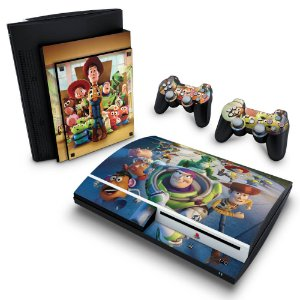 PS3 Fat Skin - Toy Story