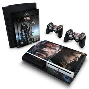 PS3 Fat Skin - Metal Gear Solid V