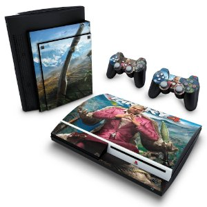 PS3 Fat Skin - Far Cry 4