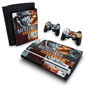 PS3 Fat Skin - Battlefield Hardline