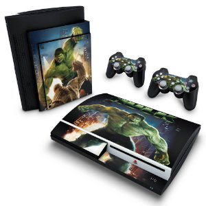 PS3 Fat Skin - Hulk