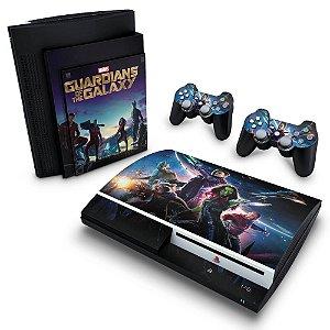 PS3 Fat Skin - Guardioes da Galaxia
