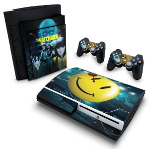 PS3 Fat Skin - Watchmen