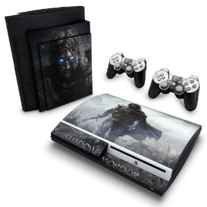 PS3 Fat Skin - Middle Earth: Shadow of Murdor