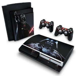 PS3 Fat Skin - Darth Vader