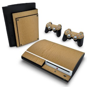 PS3 Fat Skin - Madeira #B