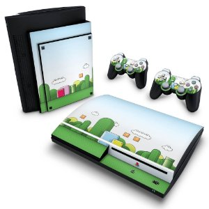 PS3 Fat Skin - Super Mario Bros.