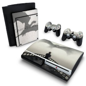 PS3 Fat Skin - Game of Thrones #B