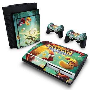 PS3 Fat Skin - Rayman Legends