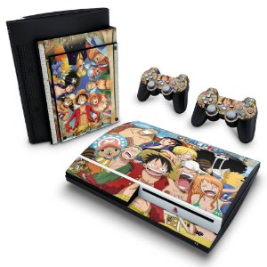 PS3 Fat Skin - One Piece