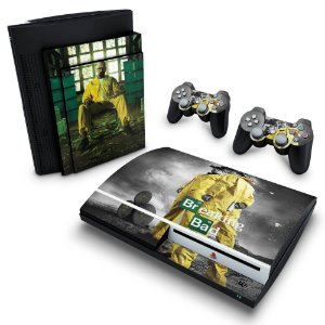 PS3 Fat Skin - Breaking Bad