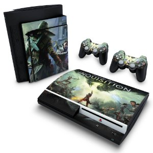 PS3 Fat Skin - Dragon Age: Inquisition