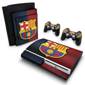 PS3 Fat Skin - Barcelona