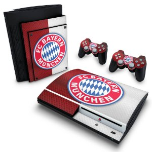PS3 Fat Skin - Bayern de Munique