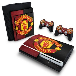 PS3 Fat Skin - Manchester United