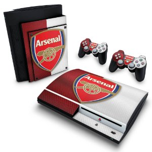 PS3 Fat Skin - Arsenal