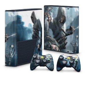 Xbox 360 Super Slim Skin - Assassins Creed
