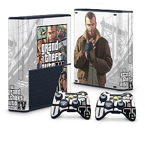 Xbox 360 Super Slim Skin - GTA IV