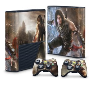 Xbox 360 Super Slim Skin - Prince of Persia The Forgoten Sands