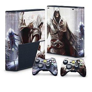 Xbox 360 Super Slim Skin - Assassins Creed 2