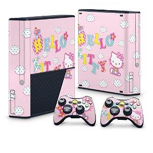 Xbox 360 Super Slim Skin - Hello Kitty