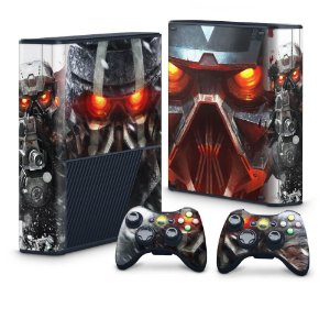 Xbox 360 Super Slim Skin - Killzone 3