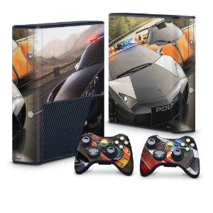 Xbox 360 Super Slim Skin - Need for Speed