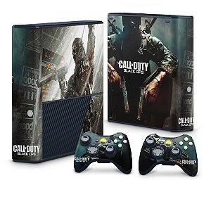 Xbox 360 Super Slim Skin - Call of Duty Black Ops