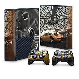 Xbox 360 Super Slim Skin - Gran Turismo