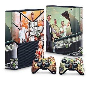 Xbox 360 Super Slim Skin - GTA V