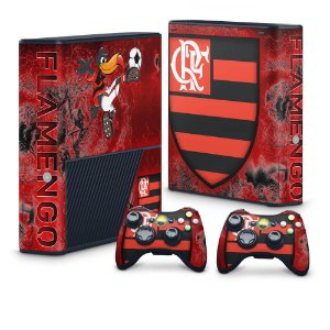 Xbox 360 Super Slim Skin - Flamengo