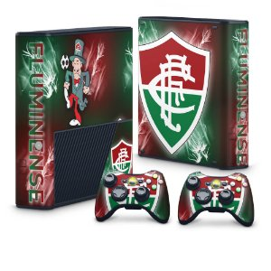 Xbox 360 Super Slim Skin - Fluminense