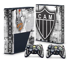 Xbox 360 Super Slim Skin - Atletico Mineiro