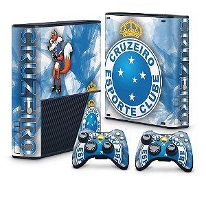 Xbox 360 Super Slim Skin - Cruzeiro