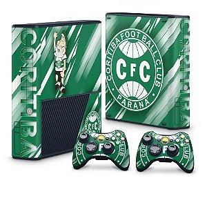 Xbox 360 Super Slim Skin - Coritiba