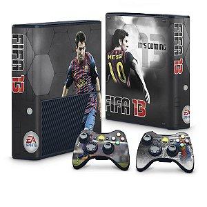 Xbox 360 Super Slim Skin - FIFA 13