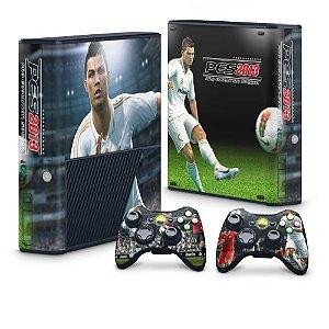 Xbox 360 Super Slim Skin - PES 2013