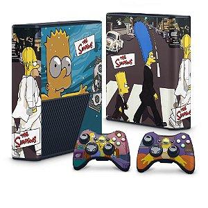 Xbox 360 Super Slim Skin - Simpsons