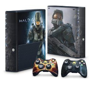 Xbox 360 Super Slim Skin - Halo 4